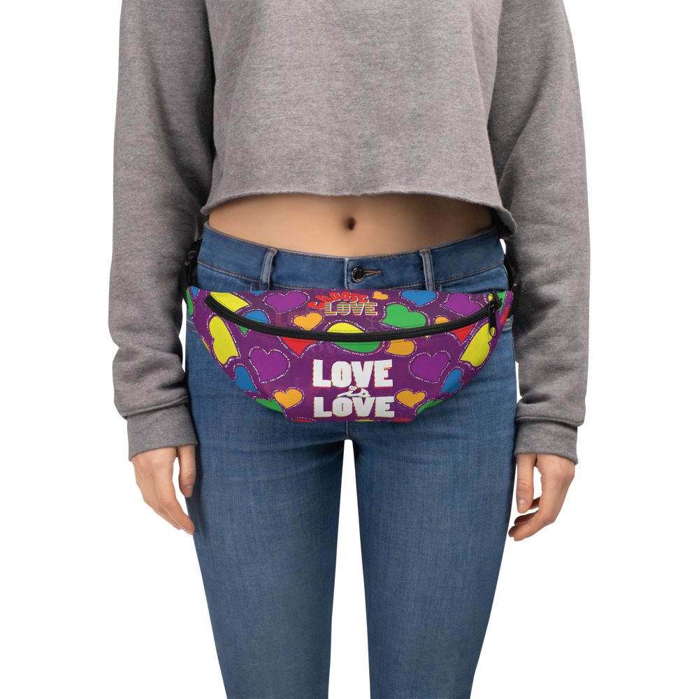 fanny-pack-love-is-love-front-design